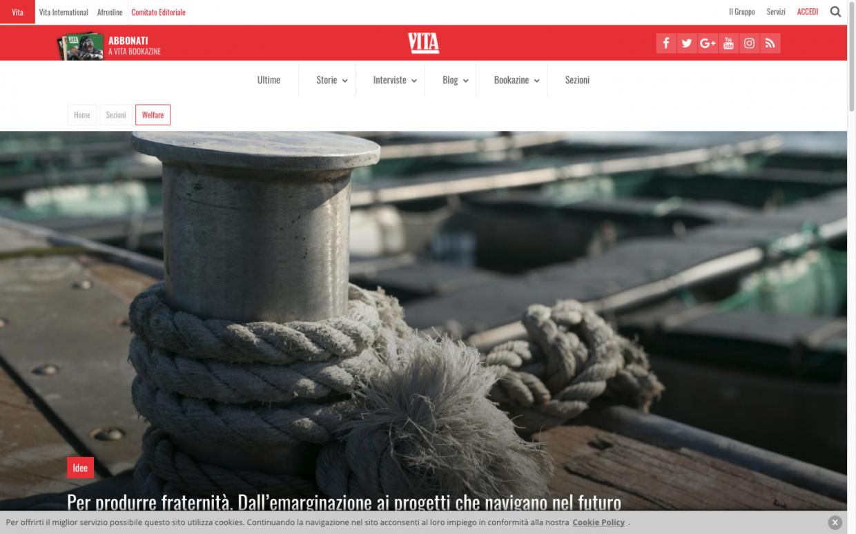 Rassegna Stampa – Vita 28.03.2017