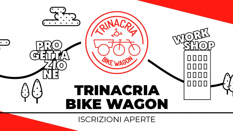 Trinacria Bike Wagon – Si aprono oggi le iscrizioni al progetto